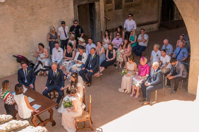 Becky & AlexIn Tuscany Italy 7