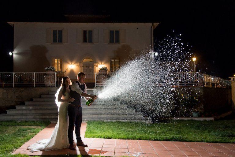 Becky & AlexIn Tuscany Italy 5