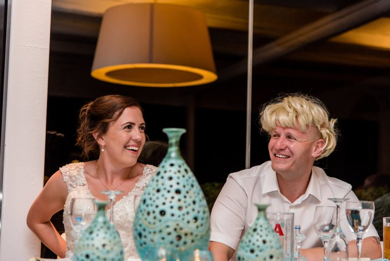 Claire & Jonathan In Santorini 8