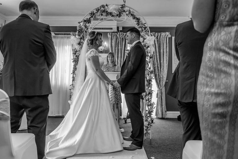 Gemma & Johnny At Dimple Well Lodge 8