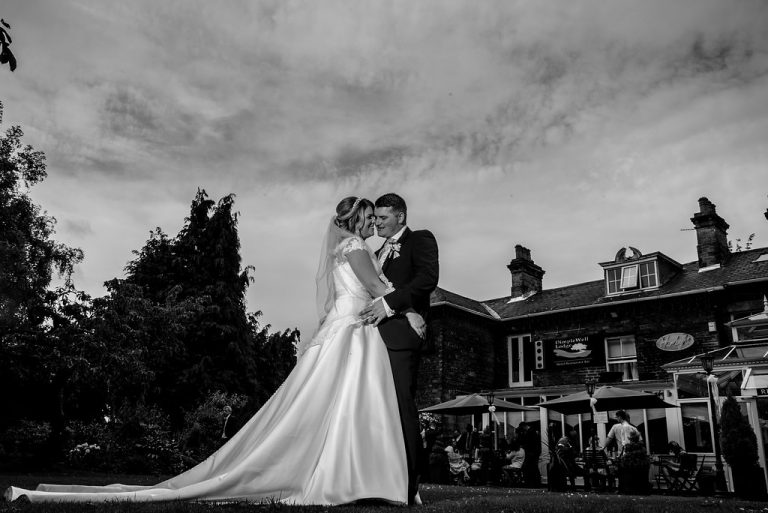Gemma & Johnny At Dimple Well Lodge 11