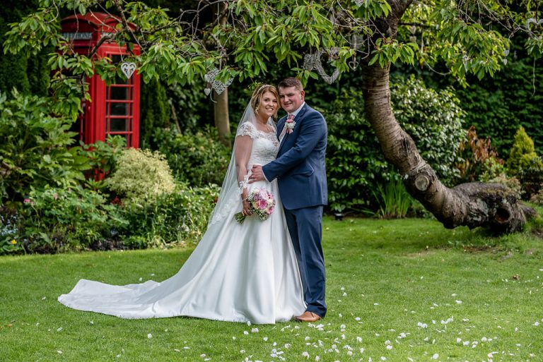Gemma & Johnny At Dimple Well Lodge 2