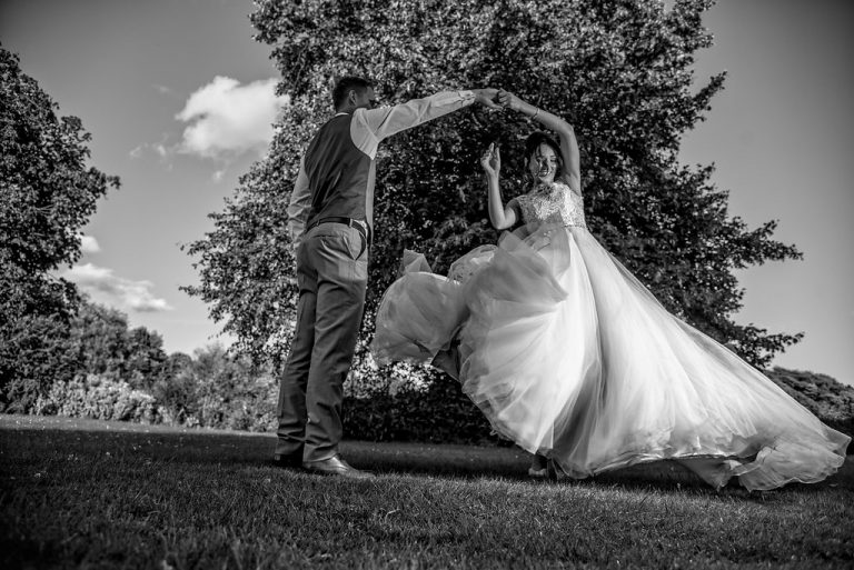 Hannah & Steve At Waterton Park 2
