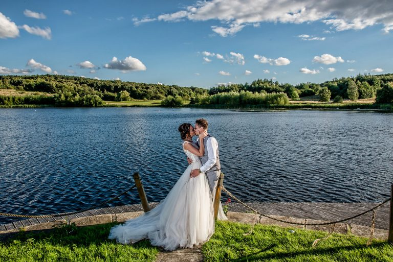 Hannah & Steve At Waterton Park 3