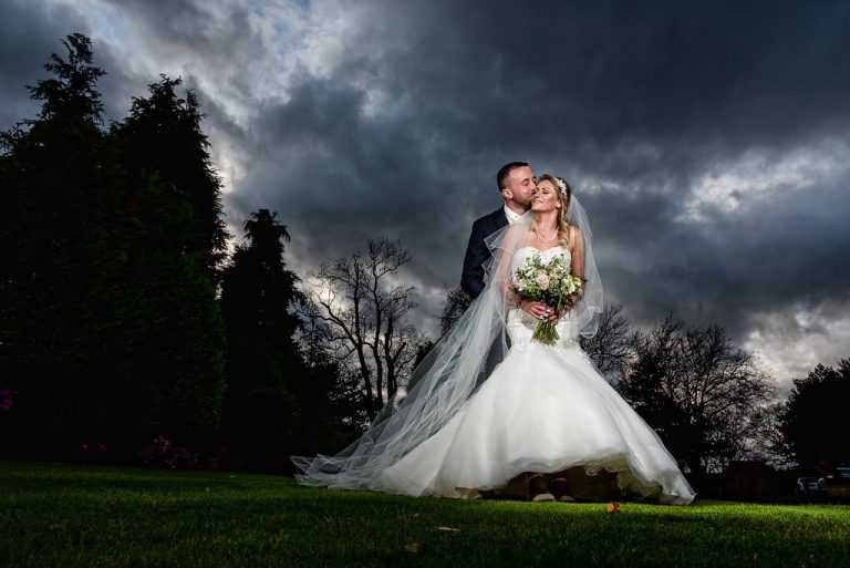 Lucy & Barrie At Rogerthorpe Manor 10