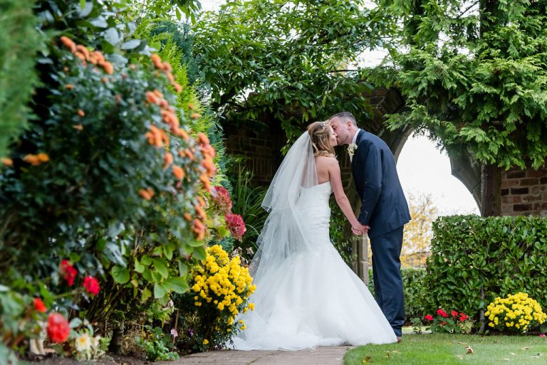 Lucy & Barrie At Rogerthorpe Manor 1