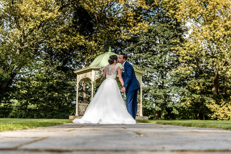 Leanne & Karl At Aston Hall 7