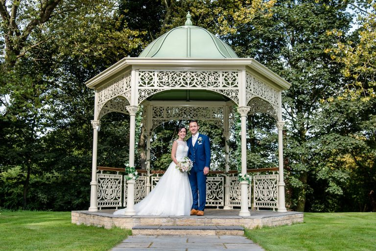 Leanne & Karl At Aston Hall 8