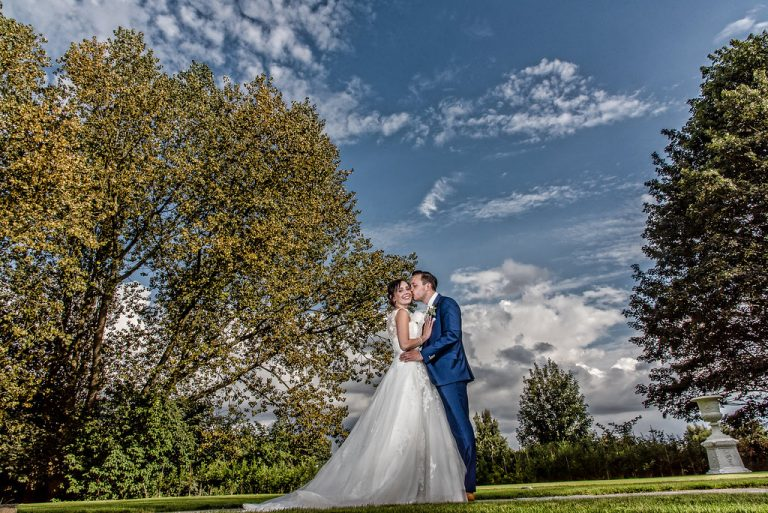 Leanne & Karl At Aston Hall 9