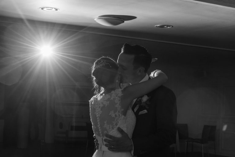 Leanne & Karl At Aston Hall 3