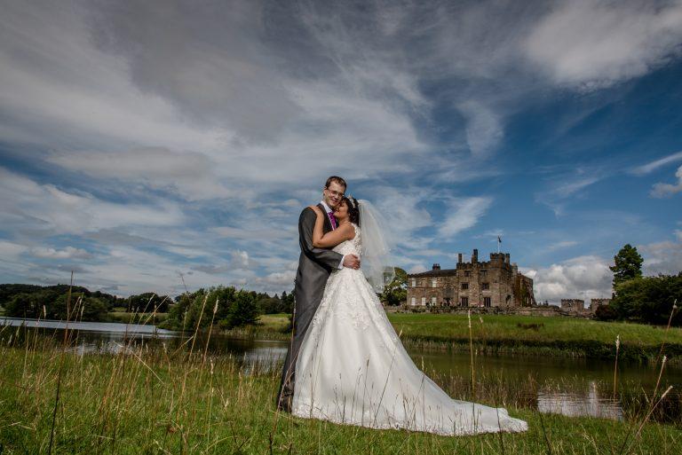 Ripley Castle Wedding Photography
