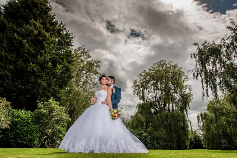 Annabelle & Chris At Sketchley Grange 4