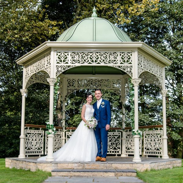 Leanne & Karl At Aston Hall 12