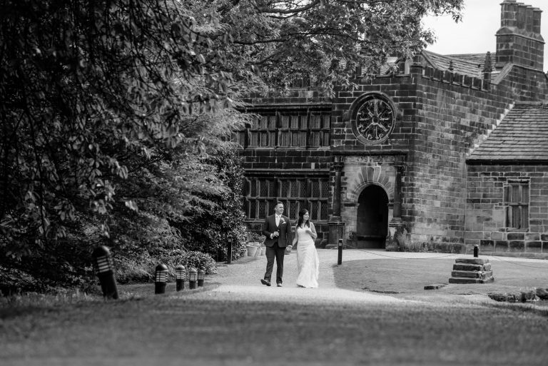 East Riddlesden Wedding