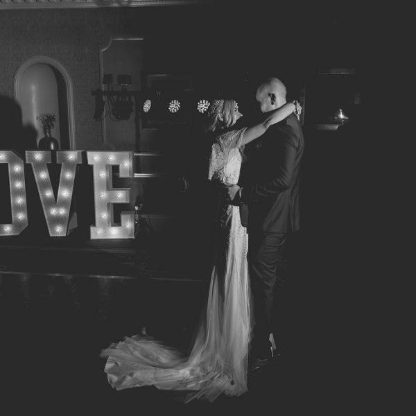 Wood Hall Wedding