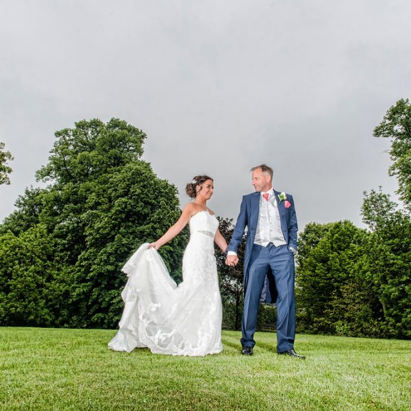 Gomersal Park Hotel Wedding