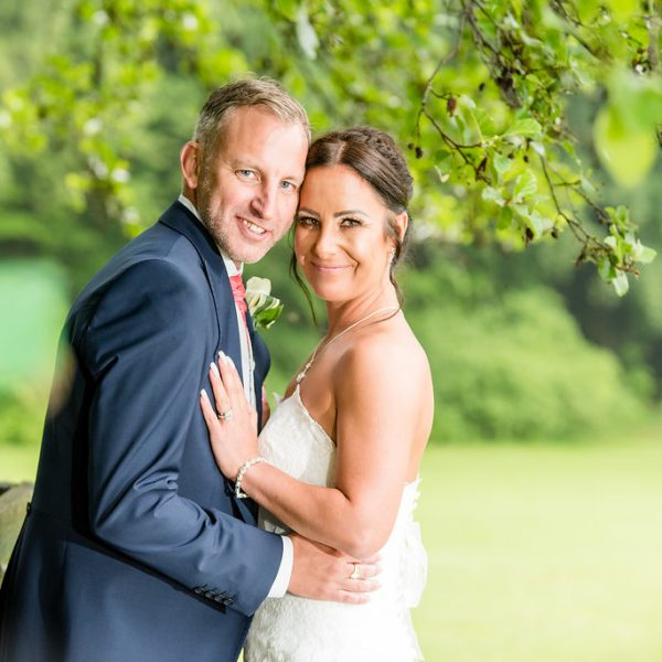 Gomersal Park wedding