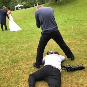 Wedding Photographer and Wedding videographer