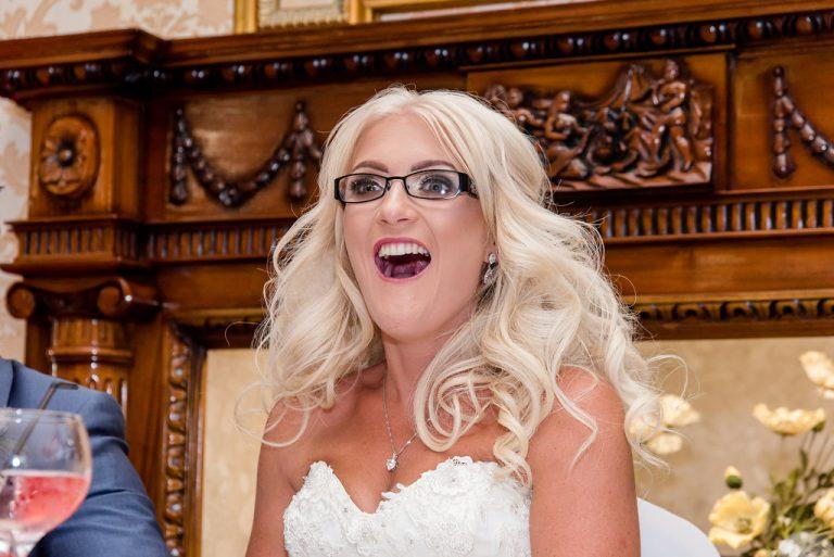 Bride at Kings Croft Pontefract