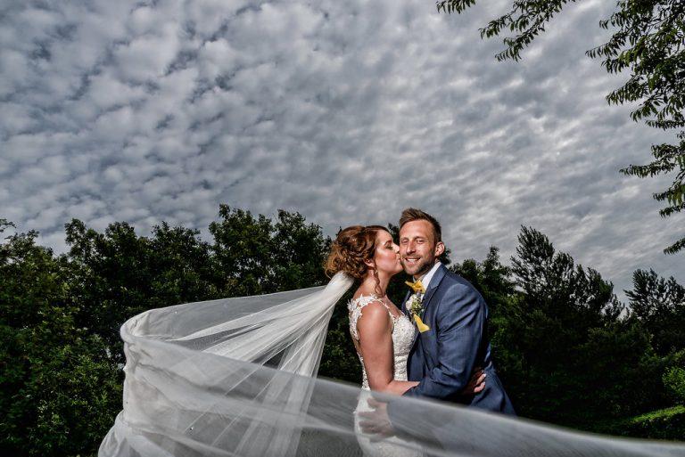 Bride veil Leeds