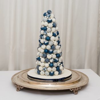 Wedding Cake at Woodlands