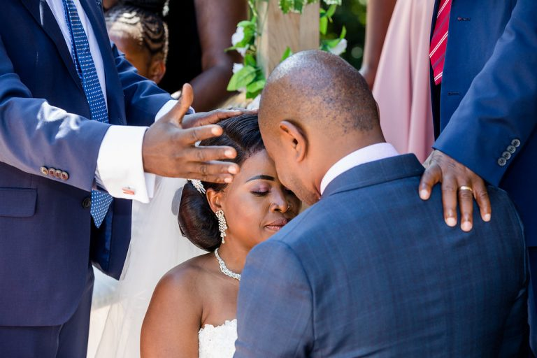 African ceremony