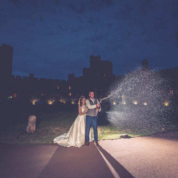 Peckforton Casstle Wedding