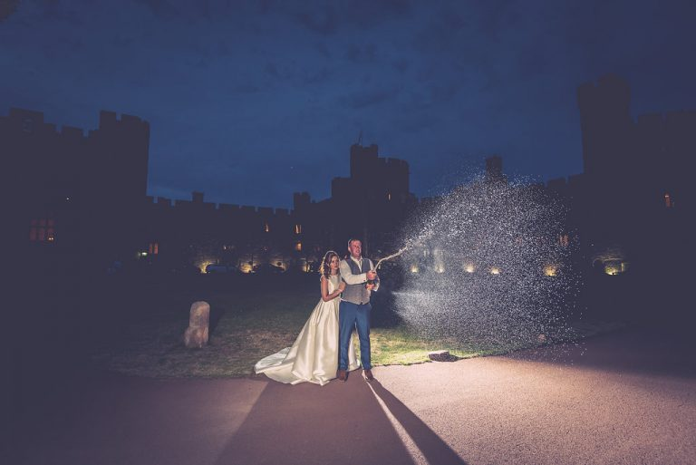 Peckforton Casstle Wedding