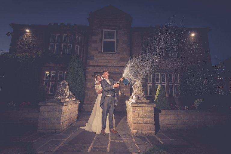 Bride and Groom Wakefield