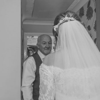 father of the bride Rogerthorpe Manor
