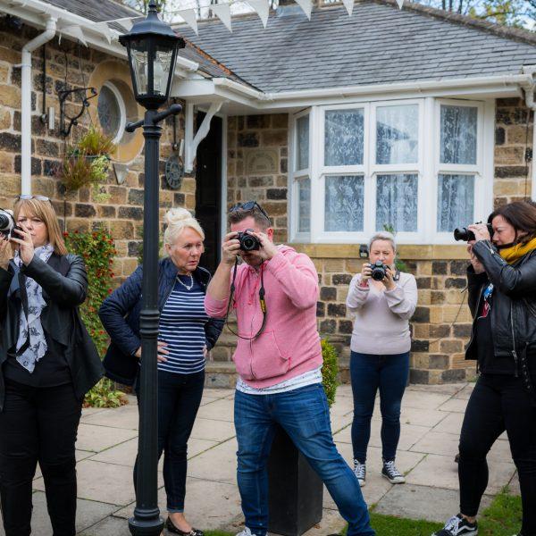 Camera training Wakefield