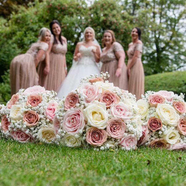 Bridesmaids at Kings Croft