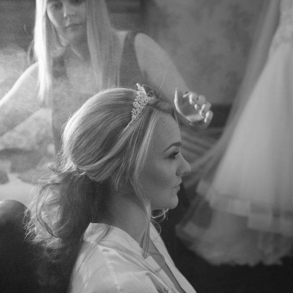 Bride at Kings Croft
