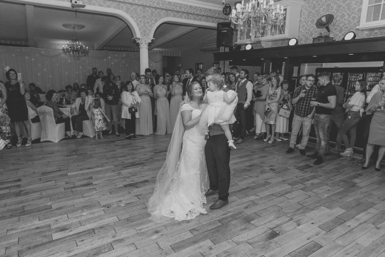 First Dance at Kings Croft
