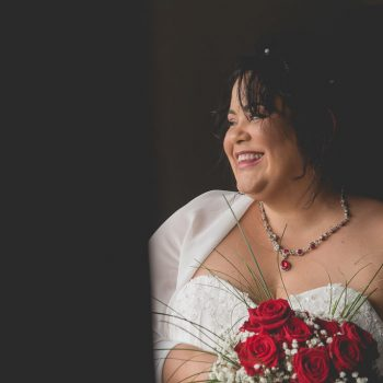Bride at Waterton Park