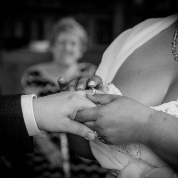Wedding Ring at Waterton Park