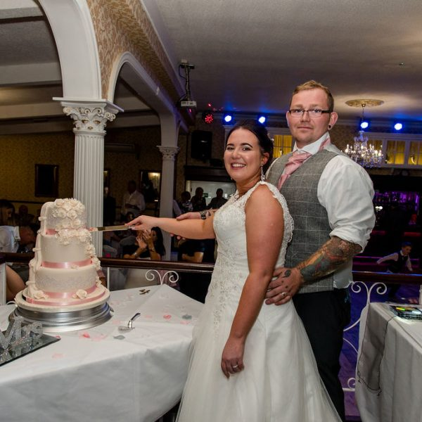 Cake Cut at Kings Croft