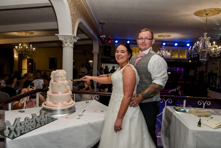 Cake Cut at Kings Croft