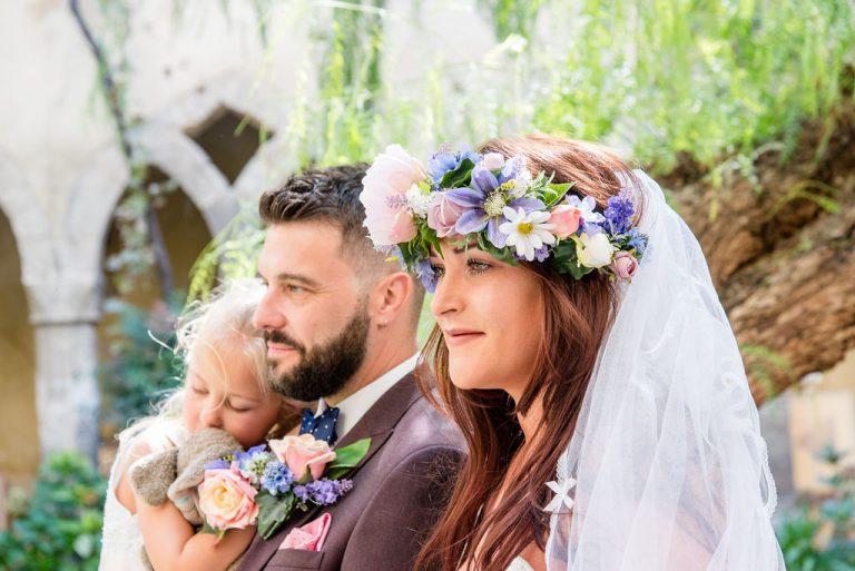Bride and Groom Sorrento
