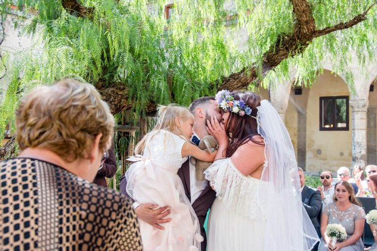 First Kiss in Sorrento