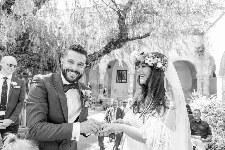 Sorrento Wedding