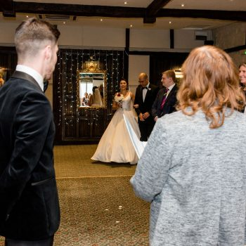 Holdsworth House wedding