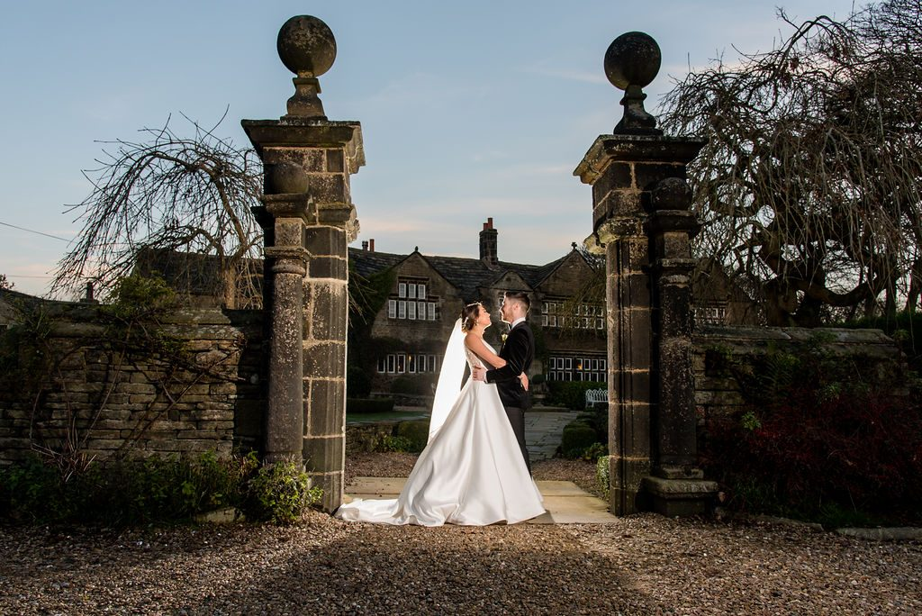 Holdsworth House wedding