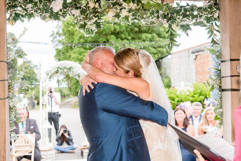 First Kiss at Hornington Manor
