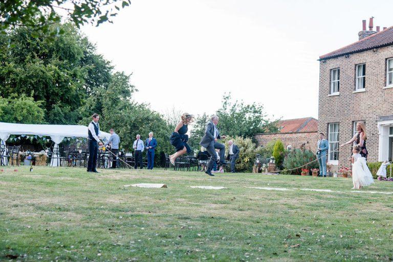 Wedding at Hornington Manor