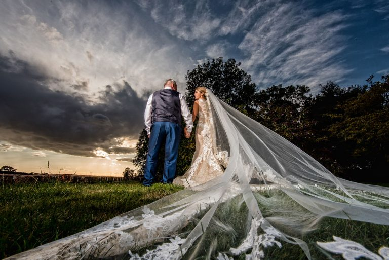 Hornington Manor wedding