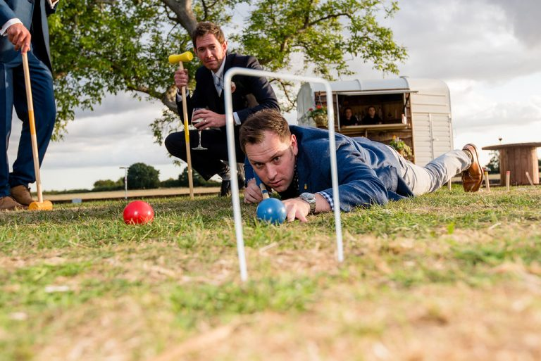 Games at Hornington Manor