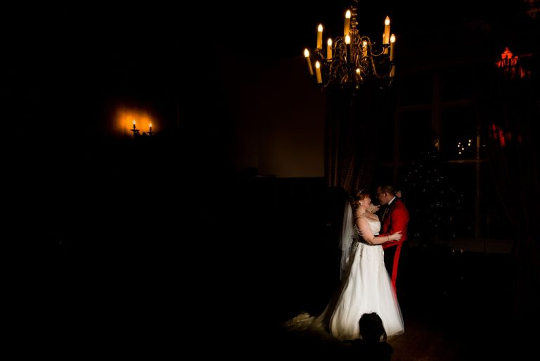 First Dance at Monk Fryston Hall