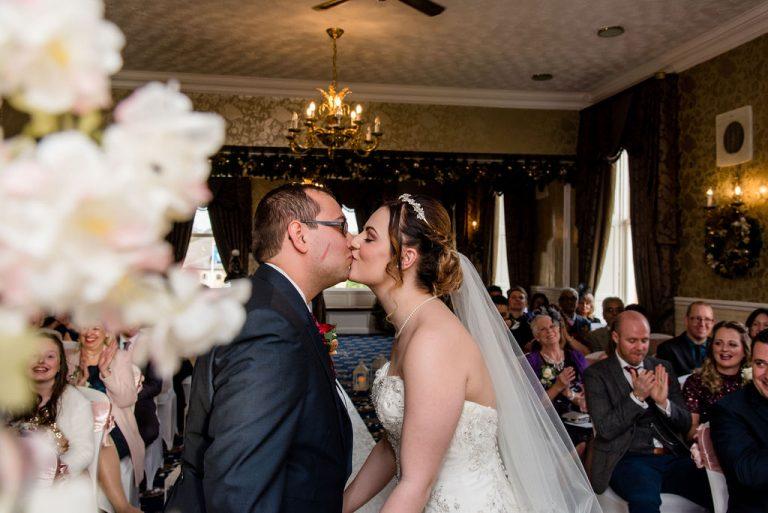 First Kiss at Waterton Park