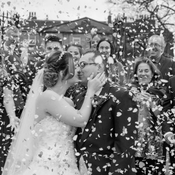 Confetti at Waterton Park